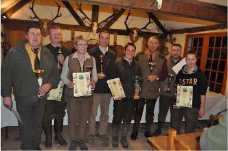 St Hubert Finale Concours Régional